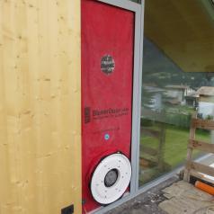 BLOWER DOOR TEST - Casa Podetti